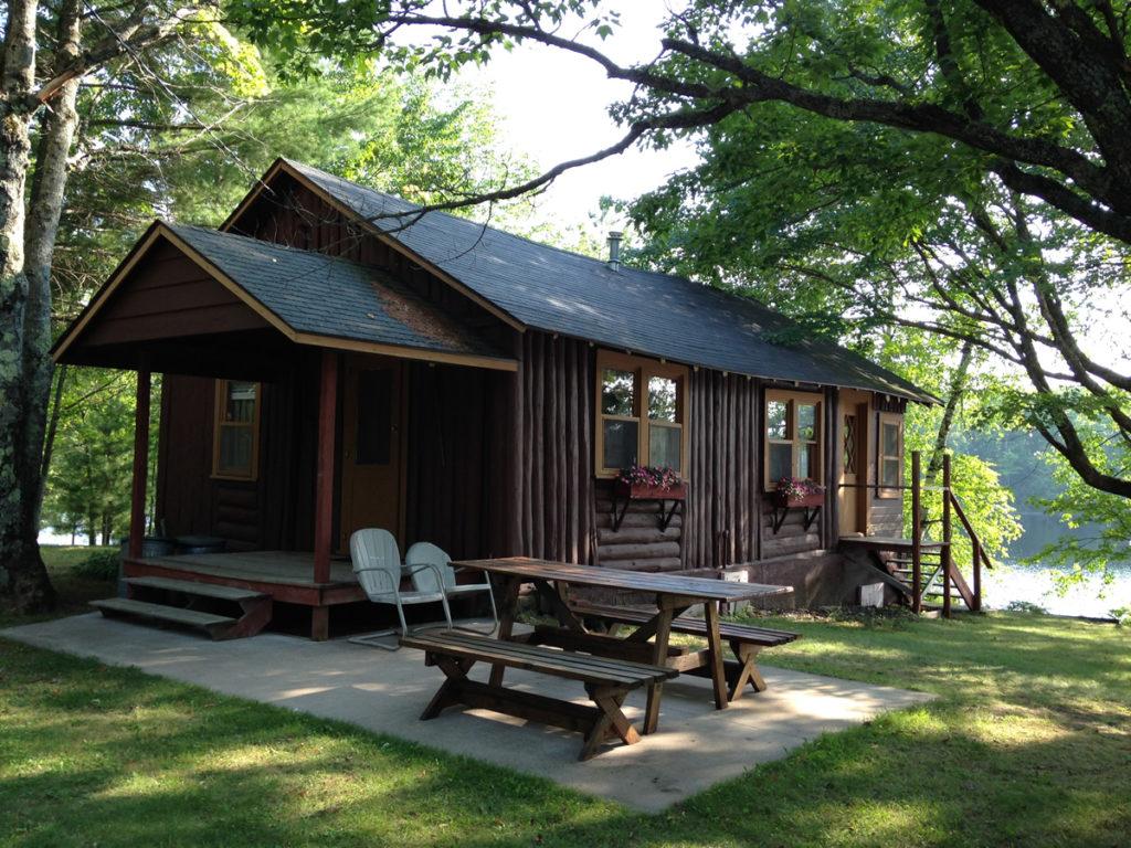 Horns Cabin 1