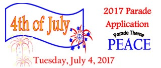4th-July-Parade-Application