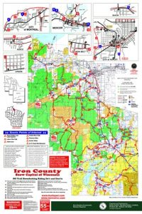 Iron-County-Snowmobile-Trail-Map