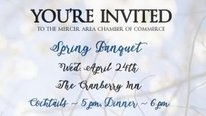 Chamber Spring Banquet @ The Cranberry Inn | Mercer | Wisconsin | United States