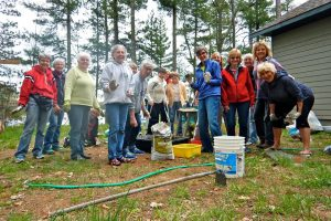 The Woods and Blooms Garden Club
