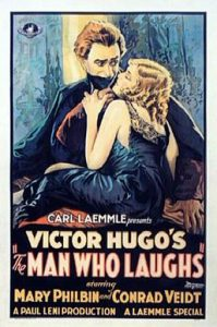 The Man Who Laughs @ Historic Ironwood Theatre