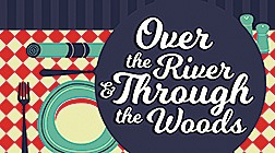 """""""Over The River & Through The Woods"""" @ Nicolet College"""