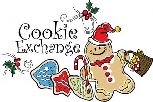 Friends of the Mercer Library Holiday Cookie Exchange
