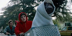 "First Friday Movie ~ ""E.T. The Extra-Terrestrial"" @ Historic Ironwood Theatre"