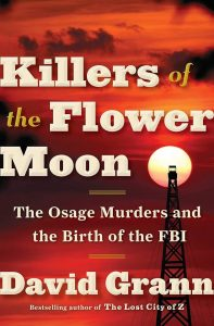 "Book Club reads ""Killers of the Flower Moon"" @ Mercer Library"