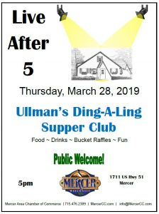 Live After 5 ~ Ding-A-Ling @ Ding-A-Ling Supper Club