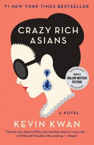 Mercer Book Club will discuss Crazy Rich Asians by Kevin Kwan. @ Mercer Library
