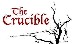 The Nicolet Players present The Crucible @ Lakeside Center Commons 1st Floor, Lakeside Center - Nicolet Theatre