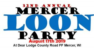 Mercer Loons MC 32nd Annual Loon Party @ Dear Lodge