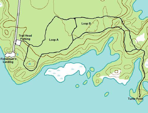 Hidden Rivers Map
