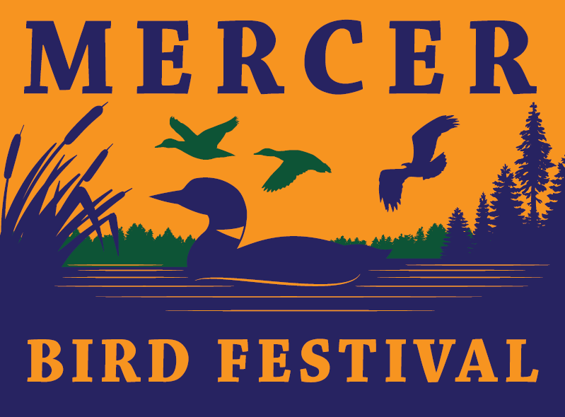 Mercer-Bird-Festival-Logo