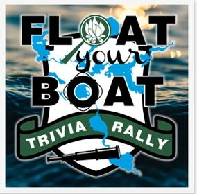 Float Your Boat Trivia Rally @ Manitowish Waters Chain Of Lakes