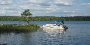Discover Historic Traditions and Mysteries of Alder and Wild Rice Lakes by Water @ Alder Lake