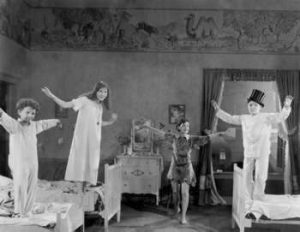Peter Pan - 1924 Silent Movie @ Historic Ironwood Theatre