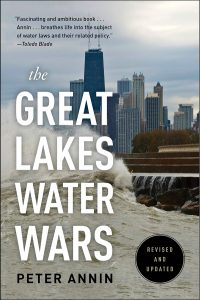 Peter Annin, author of Great Lakes Water Wars