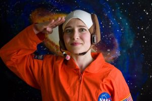 "Traveling Lantern Theatre ""My Mother the Astronaut"" @ Mercer Community Center"