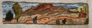 Advanced Rug Hooking – Landscapes @ LOLA Center for the Arts