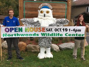 7th Annual Open House - Northwoods Wildlife Center @ Northwoods Wildlife Center