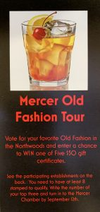 Old Fashioned Tour